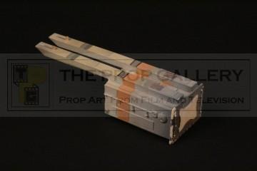 Docking tube miniature - Space Warp
