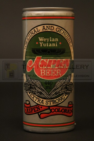 Weylan Yutani beer can