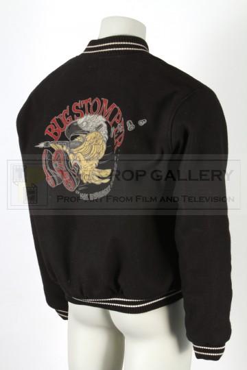 Brian Johnson personal Bug Stomper crew jacket
