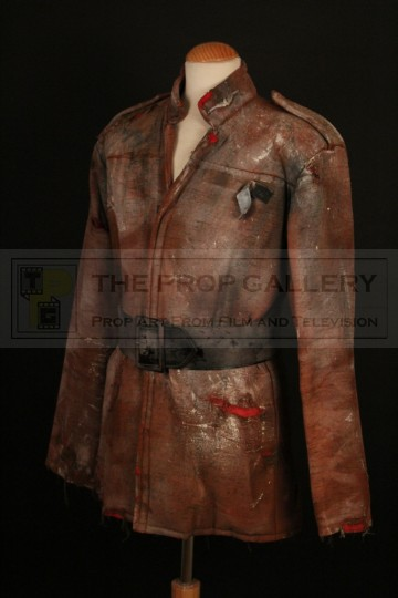 Tyssan (Tim Barlow) jacket - Destiny of the Daleks