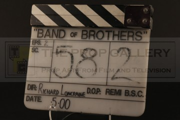 Production used clapperboard - Day of Days