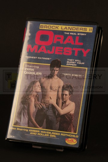 Oral Majesty VHS
