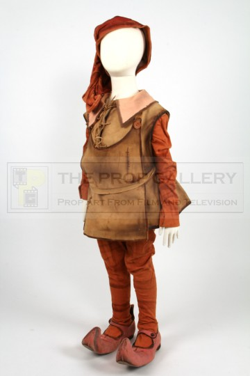 Dwarf (Angelo Rossitto) costume