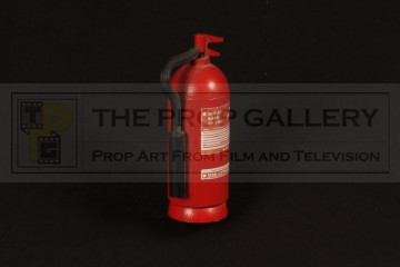 Fire extinguisher miniature