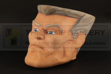 Chip Hazard costume head