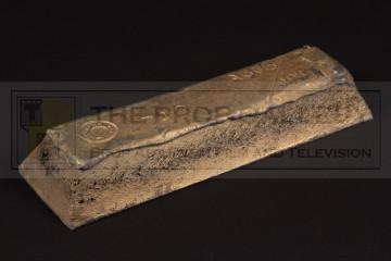 Faux gold bar