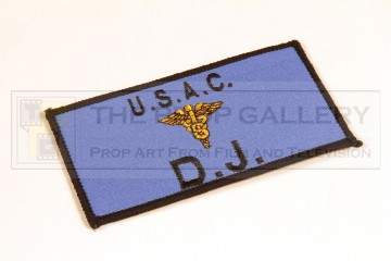 D.J. (Jason Isaacs) name patch