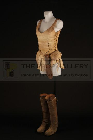 Leela (Louise Jameson) costume