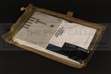 UDF information wallet