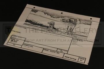 Brian Johnson personal storyboard - Walkers