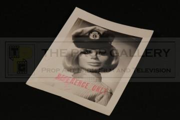 Lady Penelope studio Polaroid