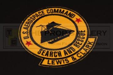 Lewis & Clark costume patch