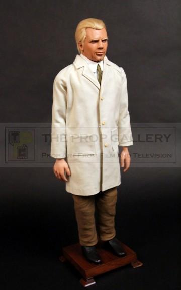 Professor Ian McClaine puppet