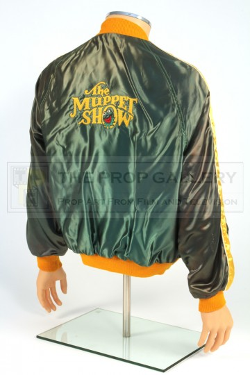Scooter crew jacket