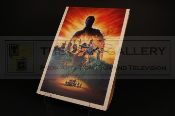 Original poster artwork