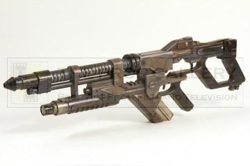 Ripley (Sigourney Weaver) flamethrower