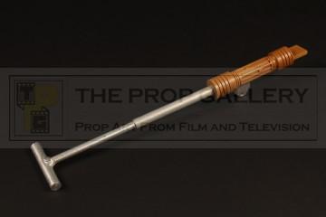 RoboCop (Peter Weller) leg hydraulic
