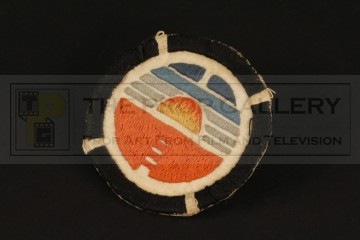 Saturn Survey costume patch