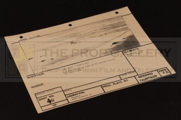 Brian Johnson personal storyboard - Han on Tauntaun