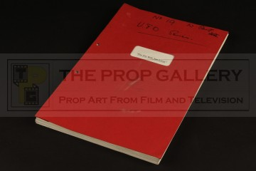 Production used script - The Cat with Ten Lives