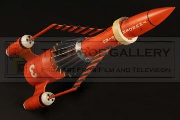 Thunderbird 3 miniature