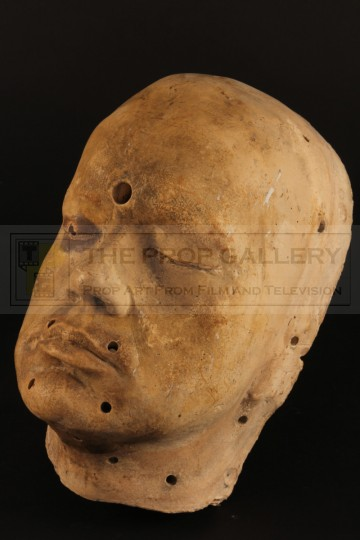 Jordan's Phantom (Tim Robbins) make-up effects lifecast