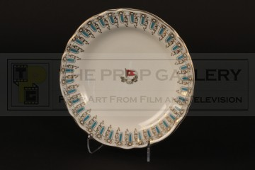 First class bread plate