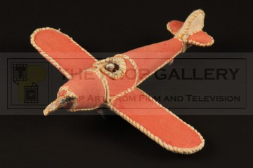 Grandad's model plane