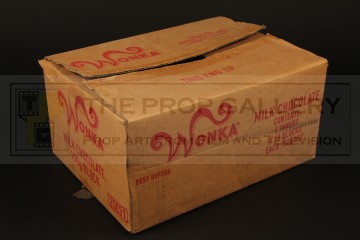 Wonka bar outer box