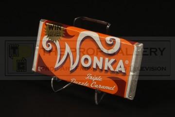 Hero chocolate Wonka bar