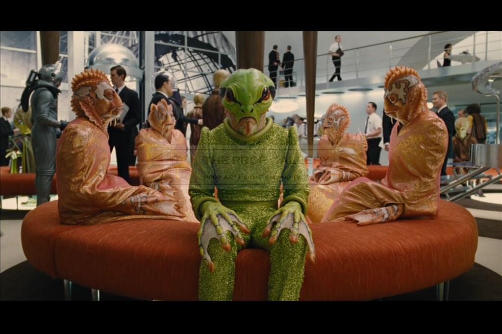 The Prop Gallery Alien Fish Costume