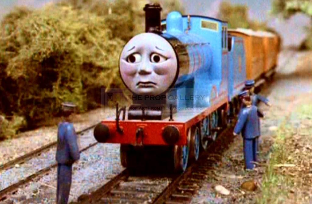 prop gallery railway worker miniature