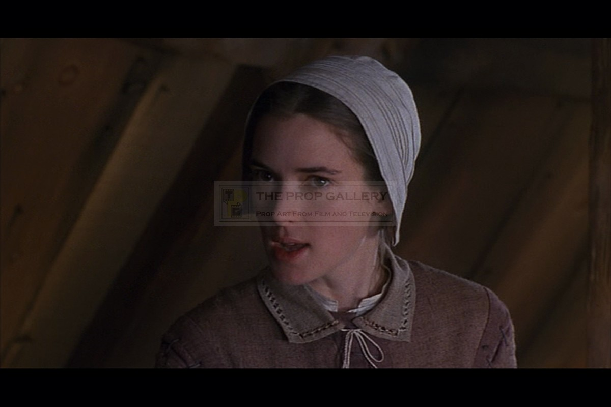 abigail williams script Abigail williams is an intelligent and manipulative young woman from salem during the 17th century, who single-handedly started the salem witch trials as does her controversial real-life counterpart of the same name.