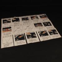 Brian Johnson hand drawn A1 storyboard artwork - Brian the Brain