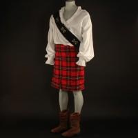 Jamie McCrimmon (Frazer Hines) costume - The Two Doctors