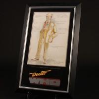 Seventh Doctor (Sylvester McCoy) costume design artwork