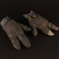 Sontaran gloves - The Sontaran Stratagem/The Poison Sky