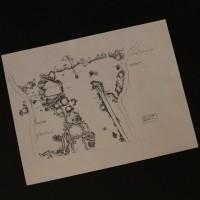 Endor bunker location map