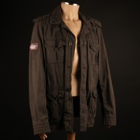Andy Stone (Alan Ruscoe) jacket  - The Waters of Mars