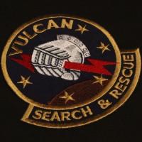 Vulcan Search & Rescue patch