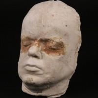 Ewok make-up effects lifecast