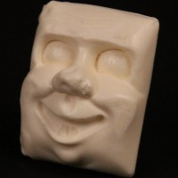 Production made Salty face appliance