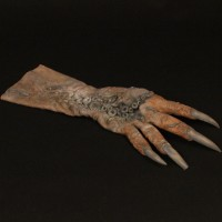 Haemovore hand - The Curse of Fenric
