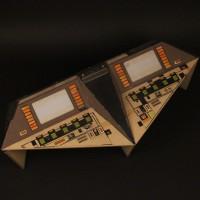 Control console set piece