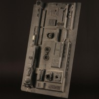 Nostromo shuttle bay panel
