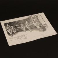 Production used storyboard - Gateway Station