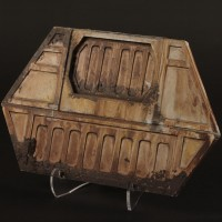 Hadley's Hope colony miniature