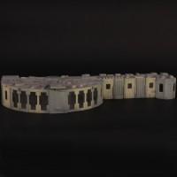 Alpha Moonbase building miniature