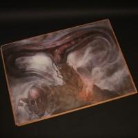 H.R Giger concept print