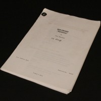Production used script - Epideme